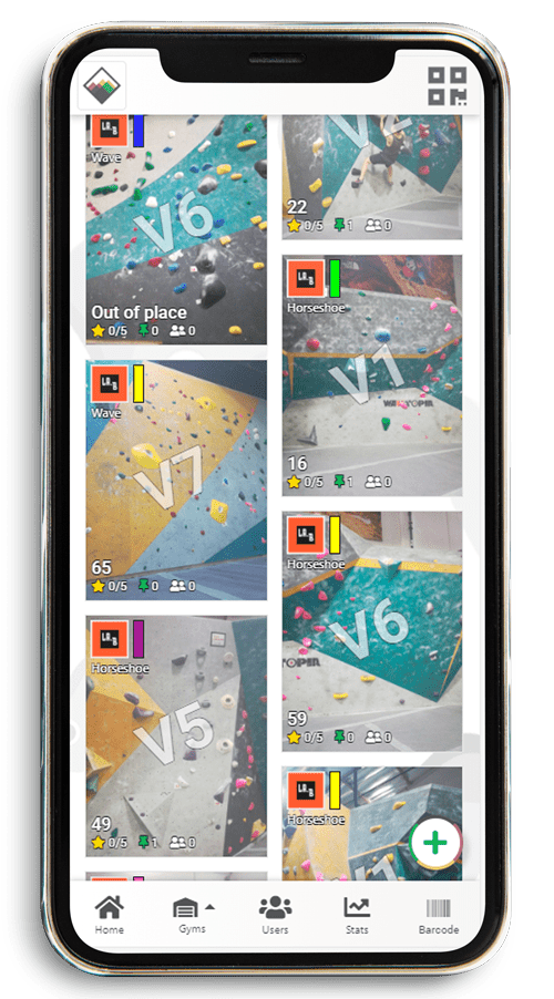 BetaBoulders: Indoor Rock Climbing App